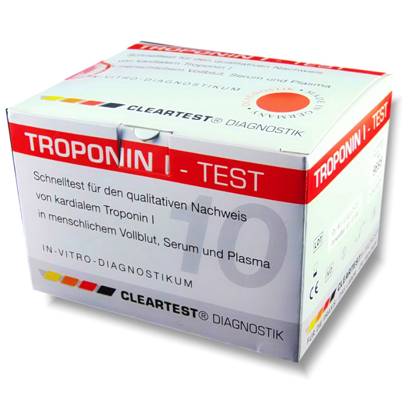 Cleartest® Troponin I