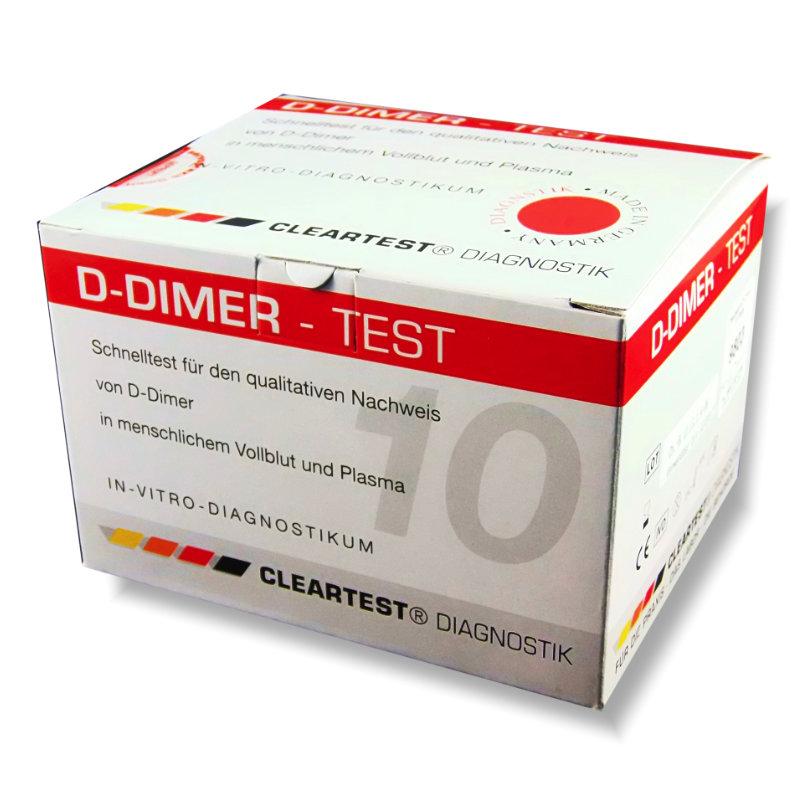 Cleartest® D-Dimer